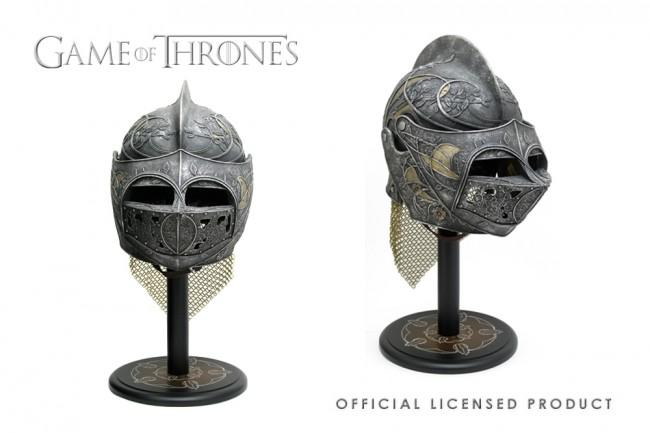 GAME OF THRONES - Loras Tyrell Helm Replica 1:1