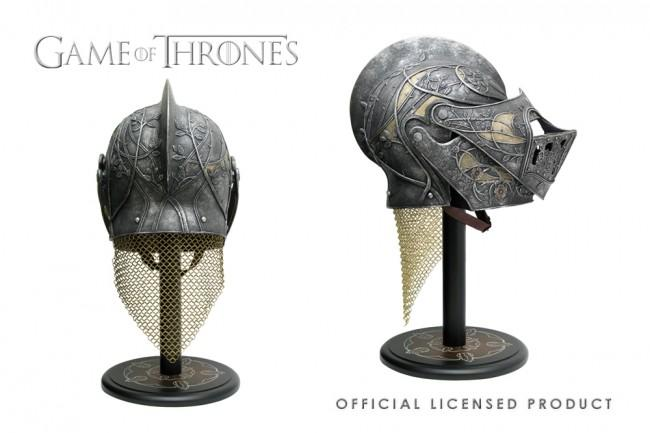 GAME OF THRONES - Loras Tyrell Helm Replica 1:1_2