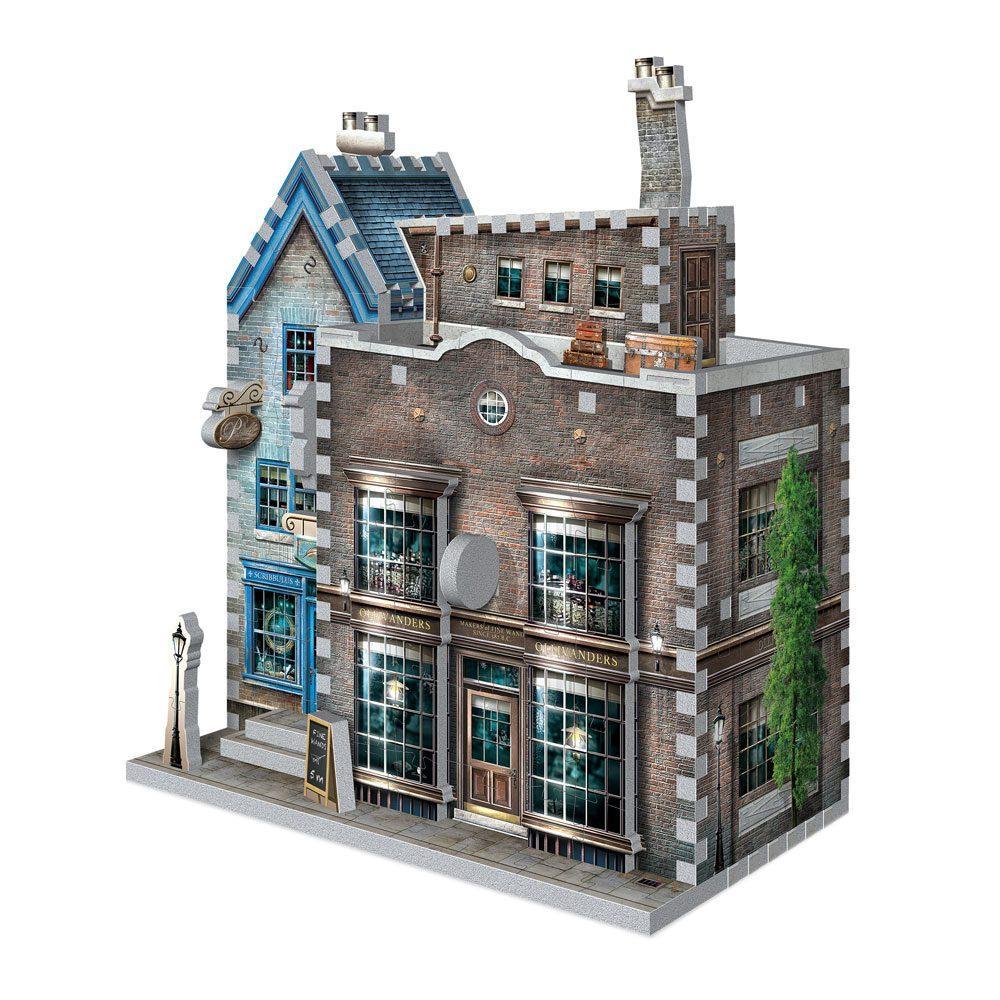 HARRY POTTER - Puzzle 3D - Boutiques Ollivander et Scribbulus - 295pcs_4
