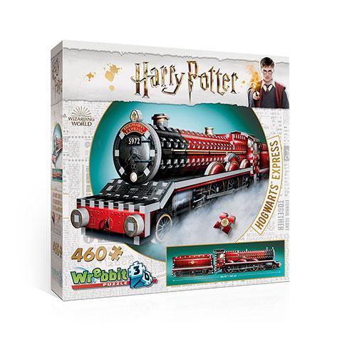 HARRY POTTER - Puzzle 3D - Poudlard Express 460 pces_1