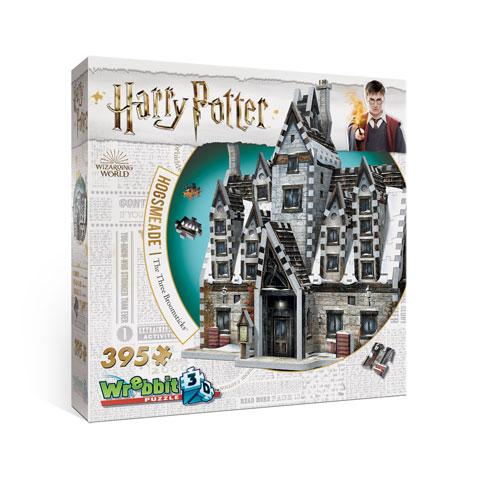 HARRY POTTER - Puzzle 3D - Pré-au-Lard - Les Trois Balais - 395 pces_1