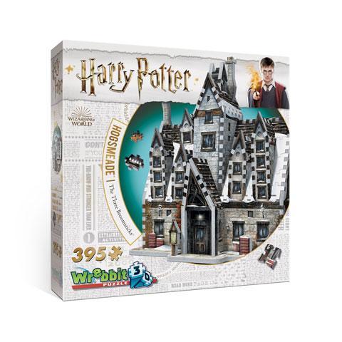 HARRY POTTER - Puzzle 3D - Pré-au-Lard - Les Trois Balais - 395 pces
