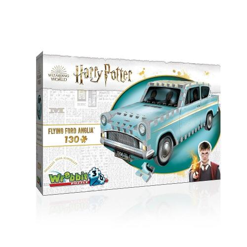 HARRY POTTER - Puzzle 3D - Flying Ford Anglia 130 pcs