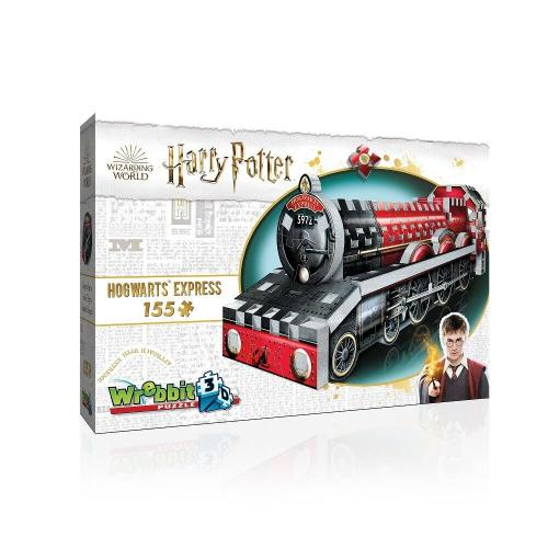 HARRY POTTER - Puzzle 3D - Hogwarts Express Jr. 155 pcs