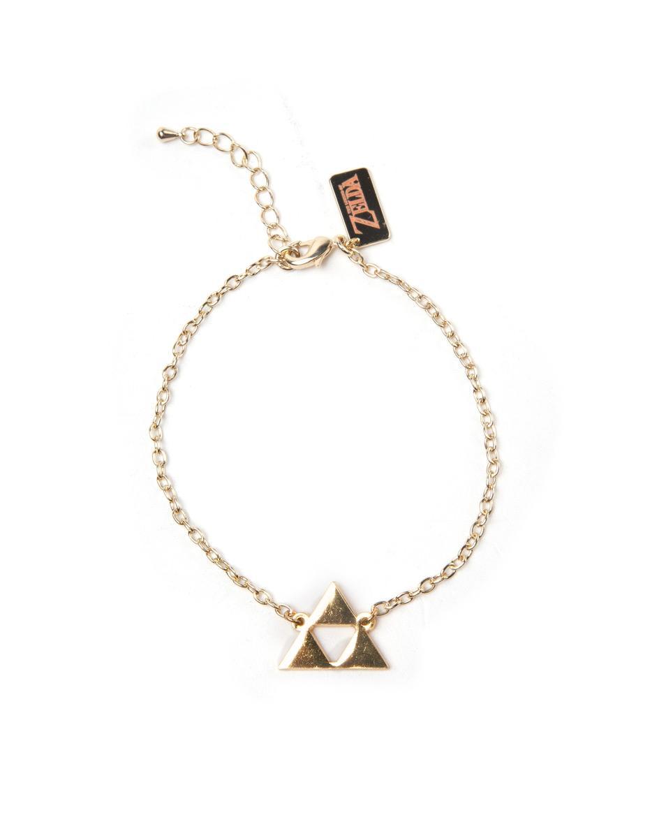 ZELDA - Triforce Logo Bracelet