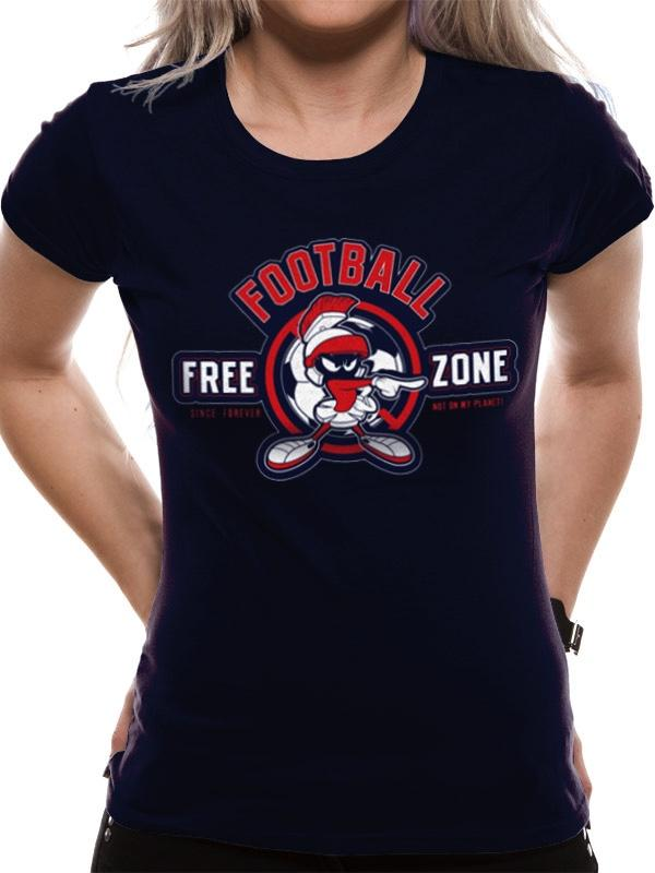 LOONEY TUNES - T-Shirt - Anti-Football GIRL (S)