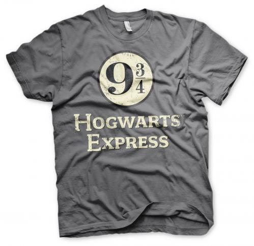HARRY POTTER - Platform 9 3/4 - T-Shirt (S)