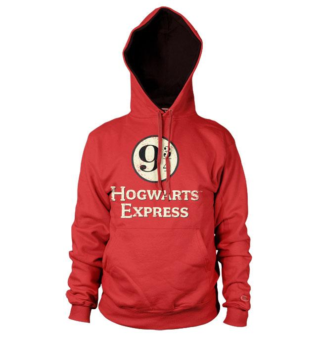 HARRY POTTER - Hogwarts Express Platform 9 3/4 Hoodies (M)_1