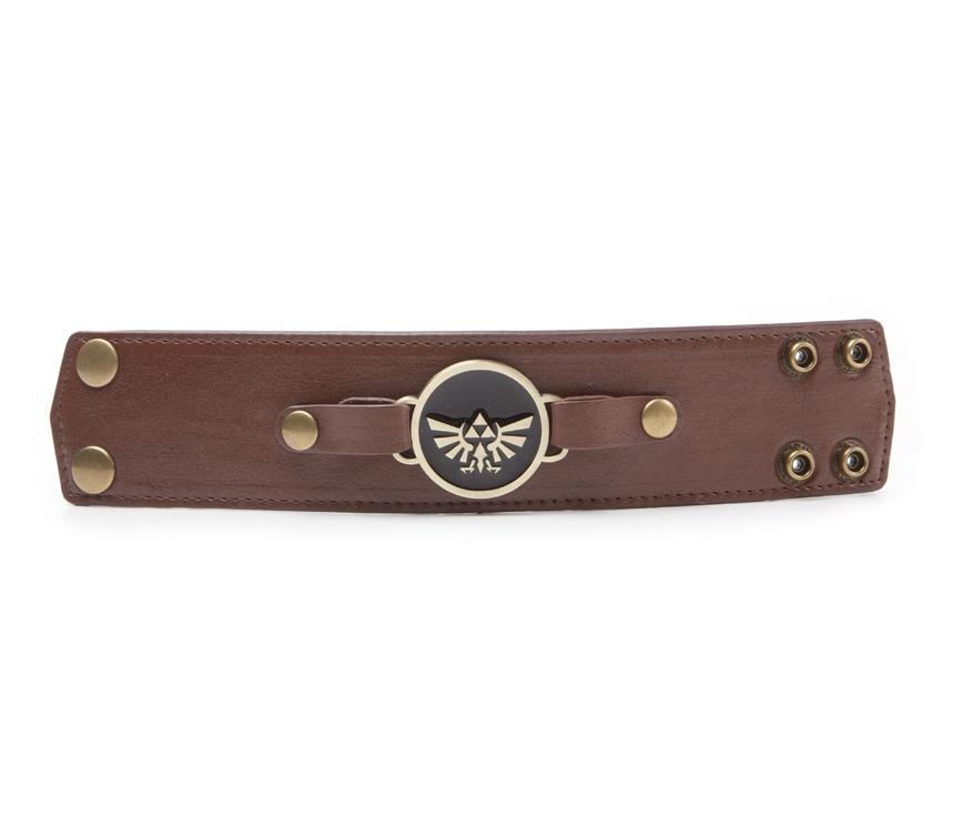 ZELDA - Double Sided Charm Wristband