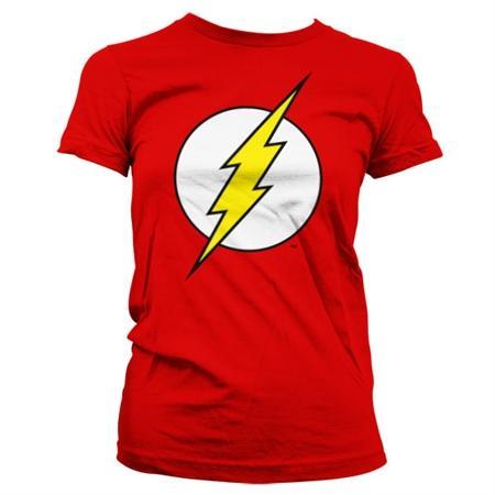 THE FLASH - T-Shirt Girl (L)_1