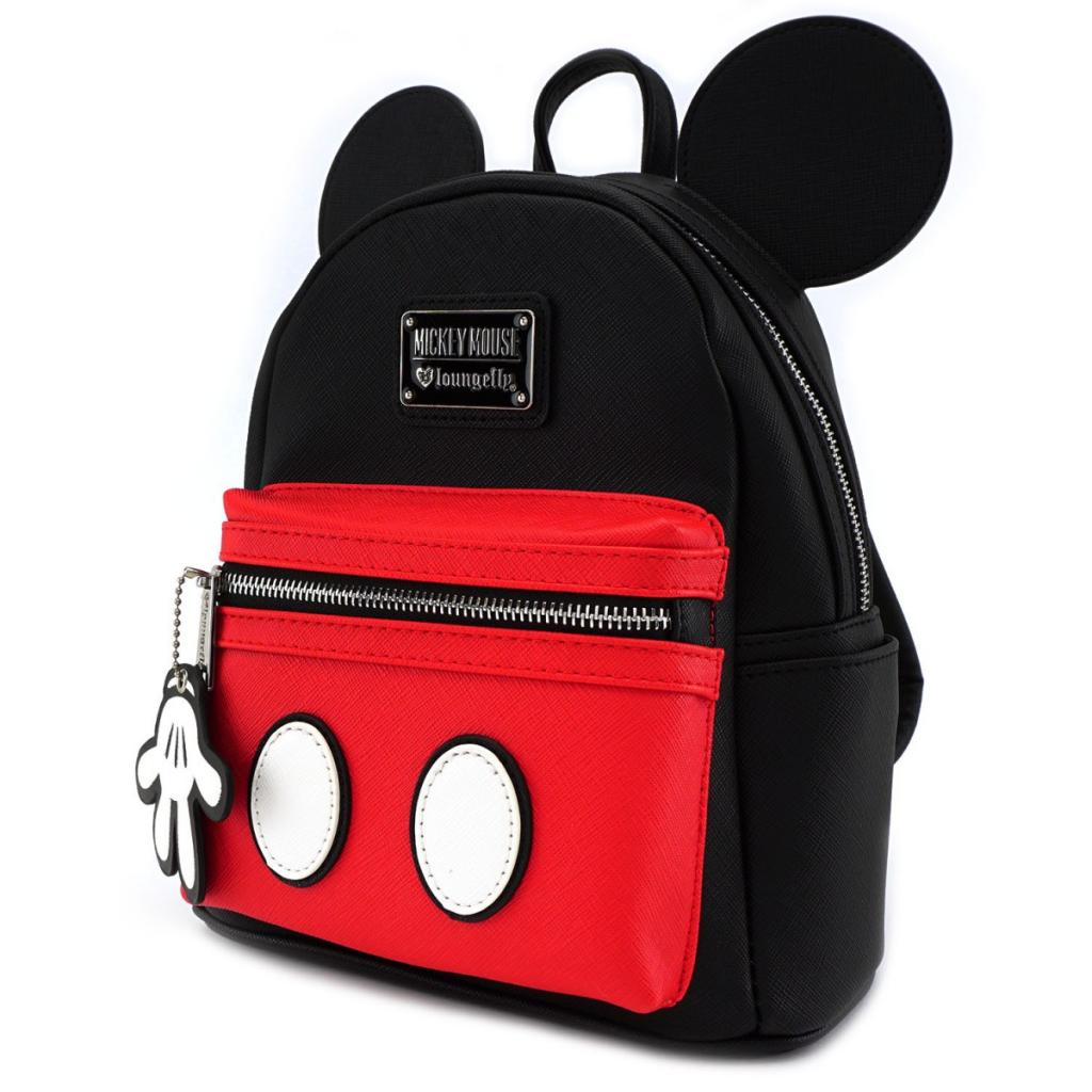DISNEY - Mickey Suit Mini Backpack 'LoungeFly'_1