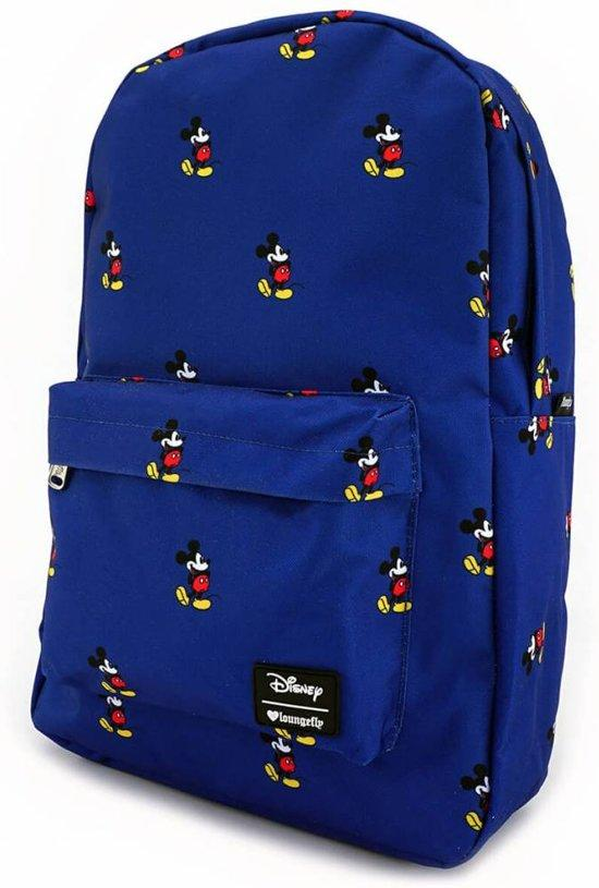 DISNEY - Mickey AOP Backpack 'LoungeFly'