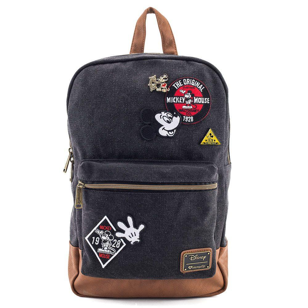 DISNEY - Mickey Backpack 'LoungeFly'
