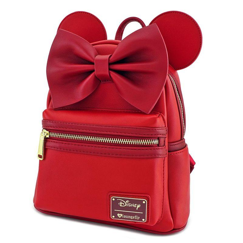 DISNEY - Minnie Ears Mini Backpack 'LoungeFly'_1