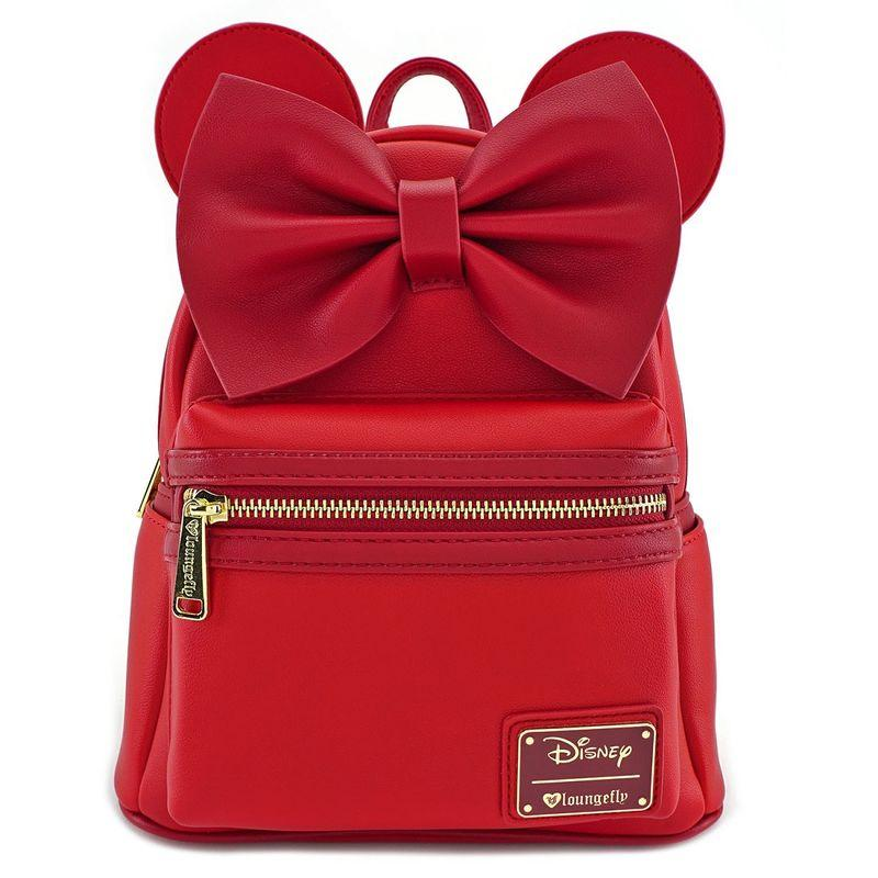 DISNEY - Minnie Ears Mini Backpack 'LoungeFly'_2