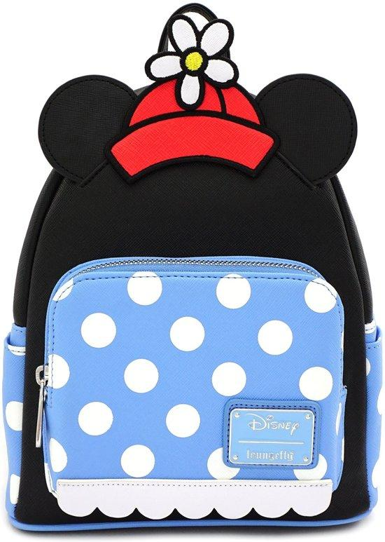 DISNEY - Minnie Mouse Dot Mini Backpack 'LoungeFly'_1