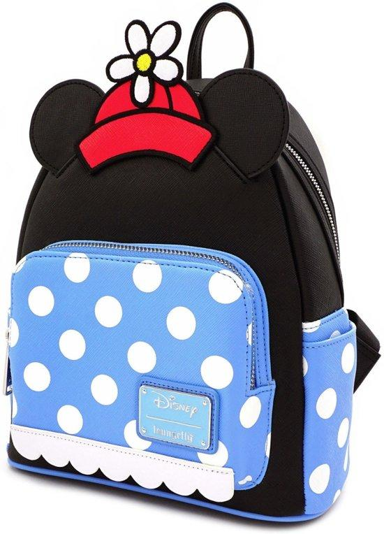 DISNEY - Minnie Mouse Dot Mini Backpack 'LoungeFly'_2