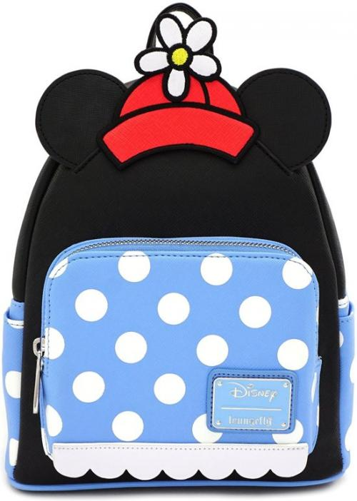 DISNEY - Minnie Mouse Dot Mini Backpack 'LoungeFly'