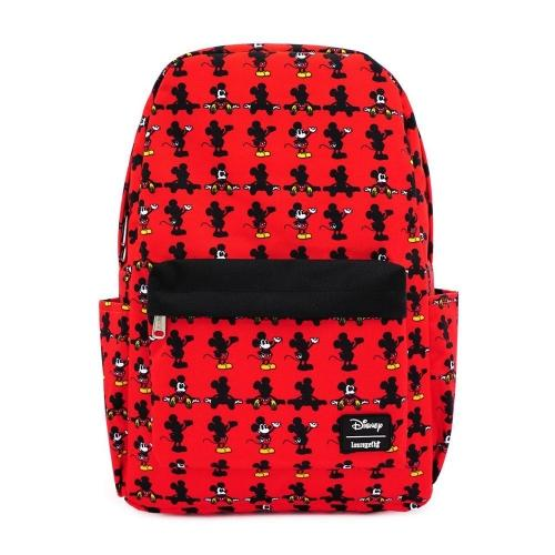 DISNEY - Mickey Parts Nylon Backpack 'LoungeFly'