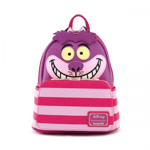 DISNEY - Alice Cheshire Cat - Sac à dos  'LoungeFly'