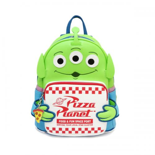 TOY STORY - Alien Pizza Box - Sac à dos 'LoungeFly'