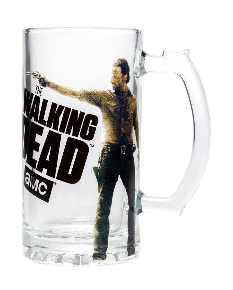 WALKING DEAD - Beer Mug - Rick
