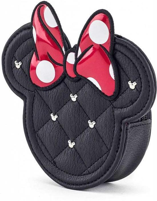 DISNEY - Minnie Coin Bag 'LoungeFly'