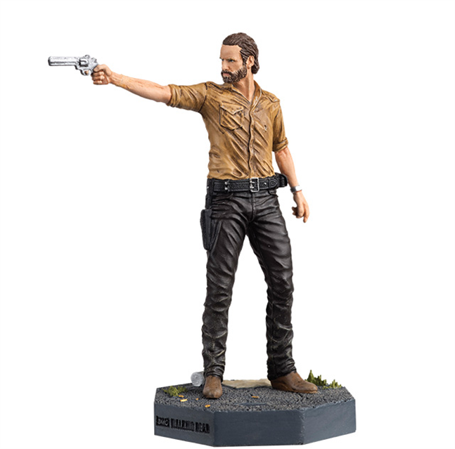 WALKING DEAD - Figurine Collection 1/21 - Rick Grimes