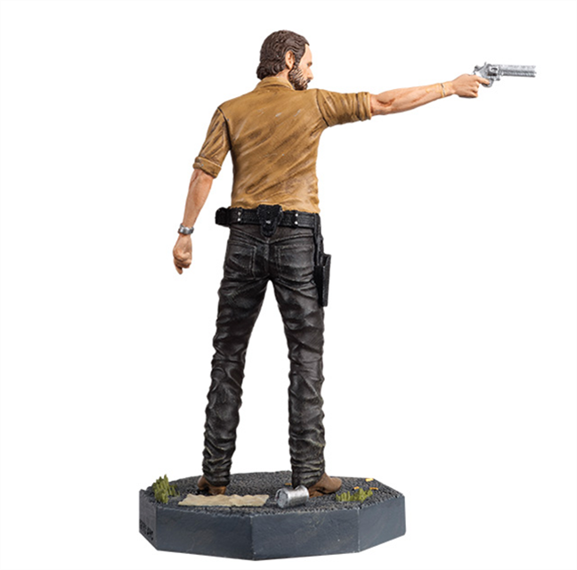 WALKING DEAD - Figurine Collection 1/21 - Rick Grimes_2