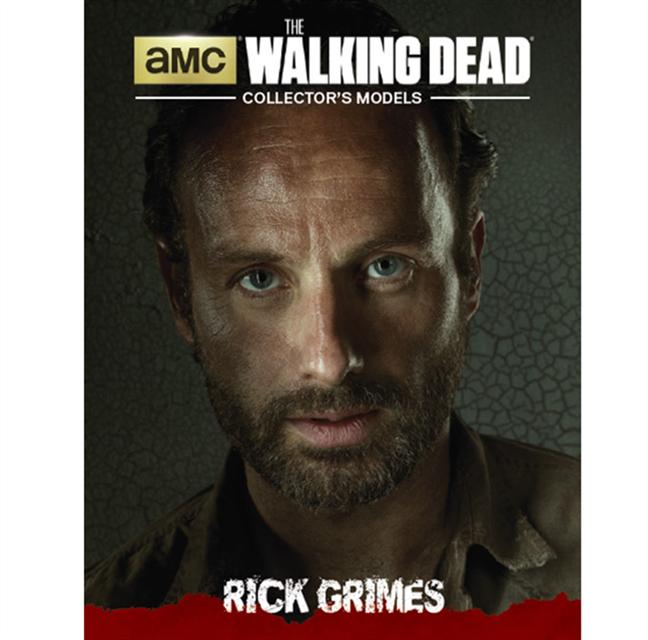 WALKING DEAD - Figurine Collection 1/21 - Rick Grimes_3