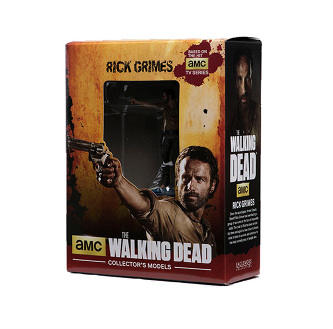 WALKING DEAD - Figurine Collection 1/21 - Rick Grimes_4