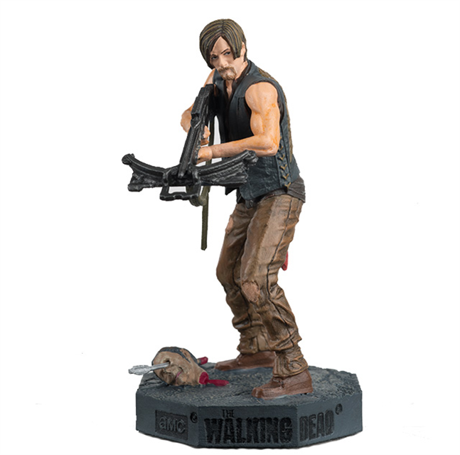 WALKING DEAD - Figurine Collection 1/21 - Daryl Dixon