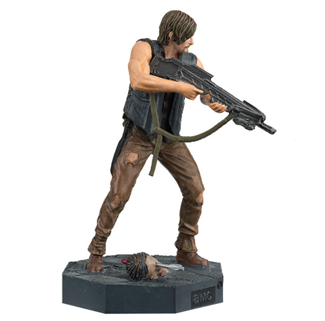 WALKING DEAD - Figurine Collection 1/21 - Daryl Dixon_2