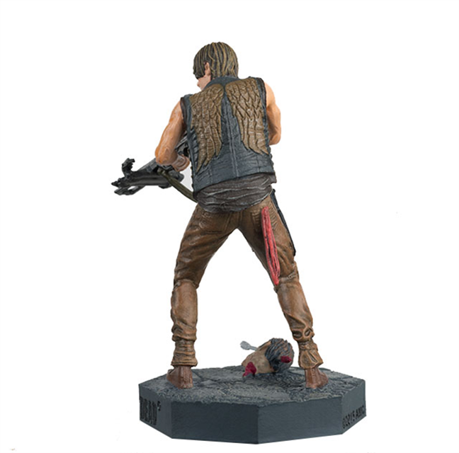 WALKING DEAD - Figurine Collection 1/21 - Daryl Dixon_3