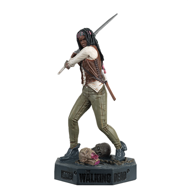 WALKING DEAD - Figurine Collection 1/21 - Michonne_1