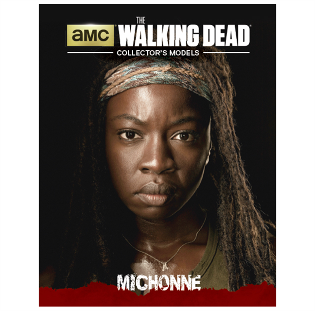 WALKING DEAD - Figurine Collection 1/21 - Michonne_3