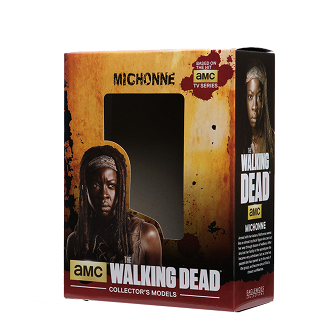 WALKING DEAD - Figurine Collection 1/21 - Michonne_4