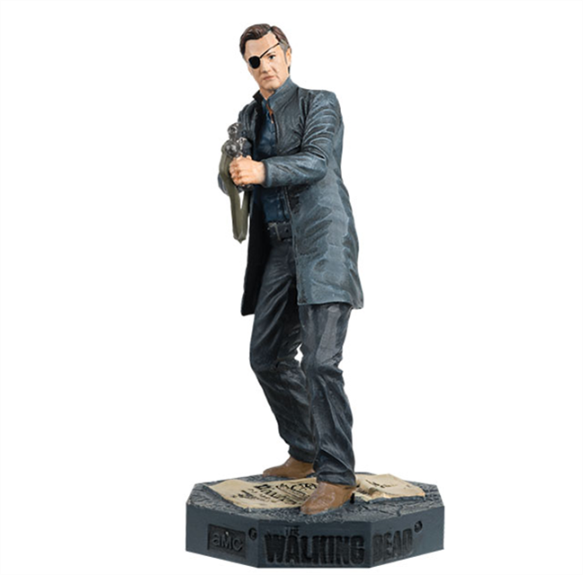 WALKING DEAD - Figurine Collection 1/21 - The Governor_1
