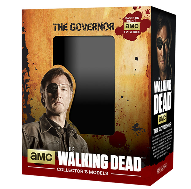 WALKING DEAD - Figurine Collection 1/21 - The Governor_4