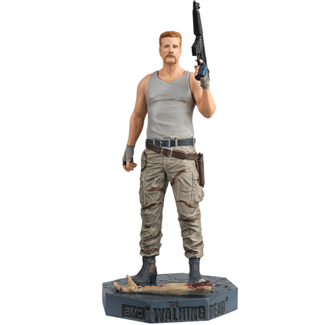 WALKING DEAD - Figurine Collection 1/21 - Abraham