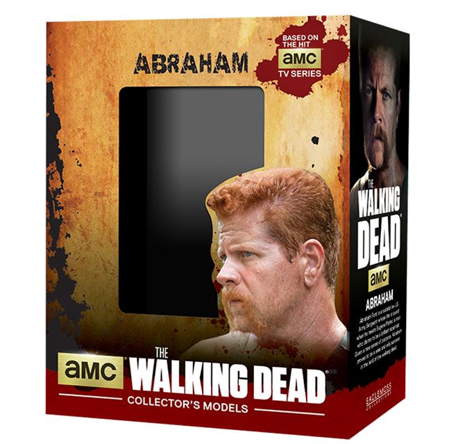 WALKING DEAD - Figurine Collection 1/21 - Abraham_4