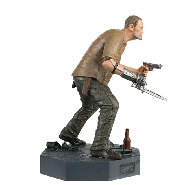WALKING DEAD - Figurine Collection 1/21 - Merle_3