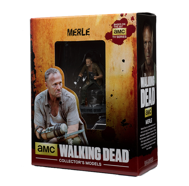 WALKING DEAD - Figurine Collection 1/21 - Merle_4
