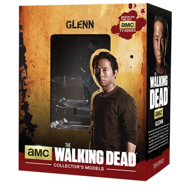WALKING DEAD - Figurine Collection 1/21 - Glenn_4