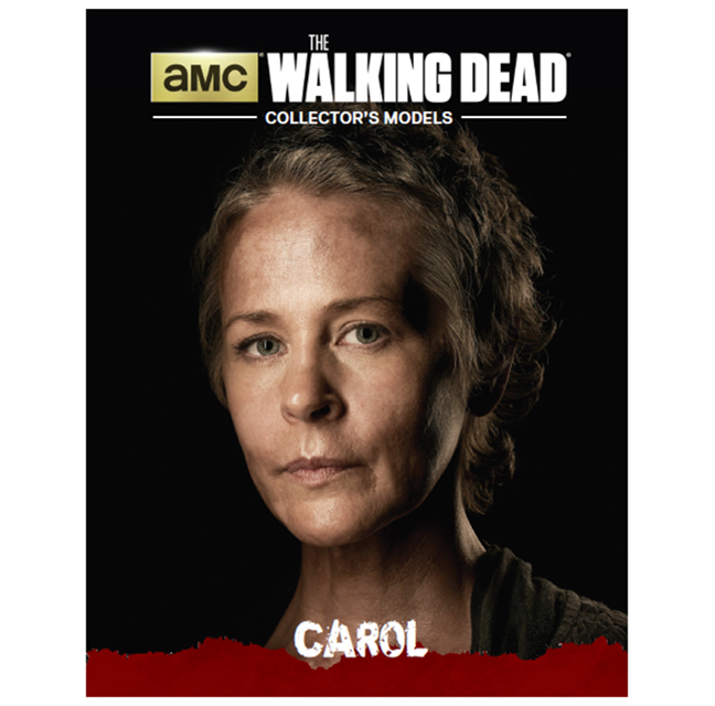 WALKING DEAD - Figurine Collection 1/21 - Carol_3