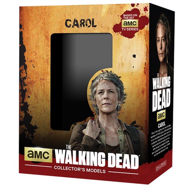 WALKING DEAD - Figurine Collection 1/21 - Carol_4