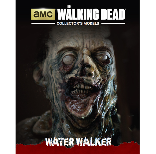 WALKING DEAD - Figurine Collection 1/21 - Water Walker_3