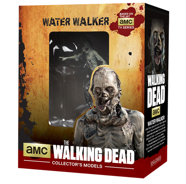 WALKING DEAD - Figurine Collection 1/21 - Water Walker_4