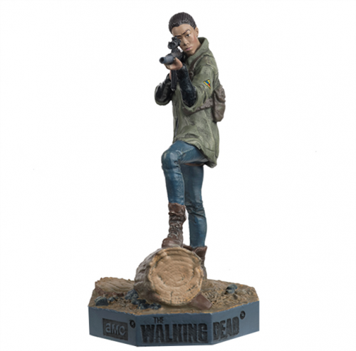WALKING DEAD - Figurine Collection 1/21 - Sasha