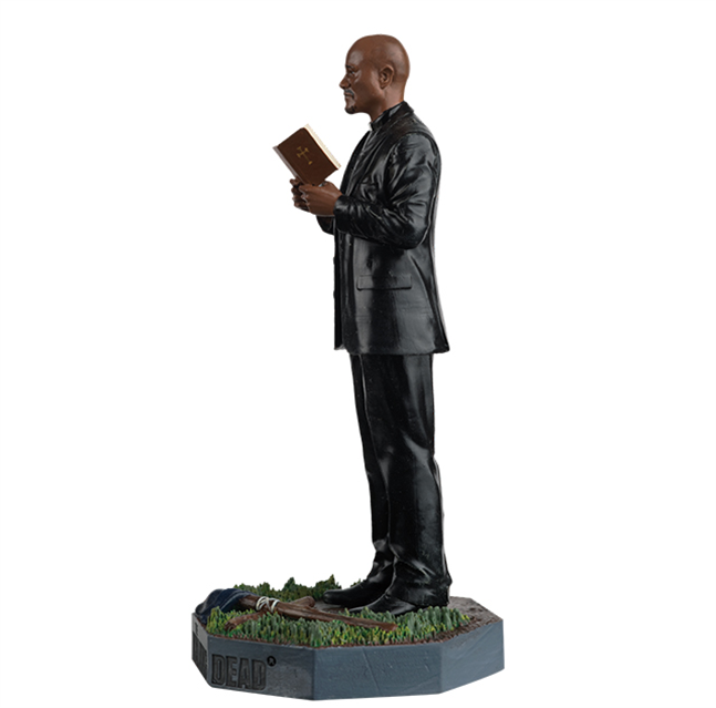 WALKING DEAD - Figurine Collection 1/21 - Father Gabriel_2